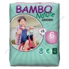BAMBO Nature Pants XL navl. plen. k. trénink 18ks