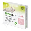 Dronspot 30mg-7.5mg malé kočky spot-on 2x0.35ml