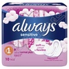 DHV Always Ultra Sensitiv Normal Plus single-10ks