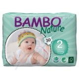 BAMBO Nature Mini plen. k.  3-6kg 30ks