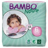 BAMBO Nature XL plen. k.  16-30kg 22ks