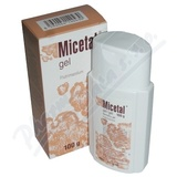 Micetal gel 100gmx10mg-gm