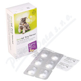 Drontal Dog Flavour 150-144-50mg psy tbl. 24