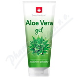 Aloe vera gel 200 ml SwissMedicus