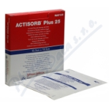 Actisorb Plus 10. 5x10. 5cm 5ks
