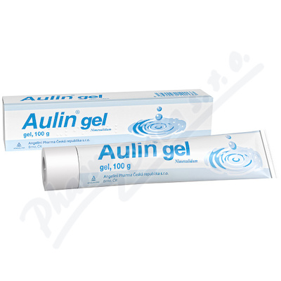 Aulin gel 30mg-g gel 100