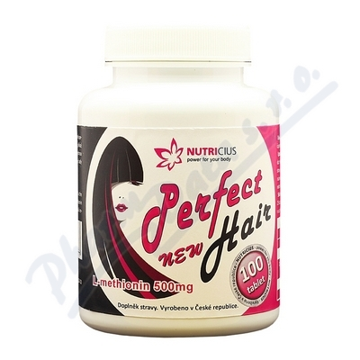Perfect HAIR new - methionin 500mg tbl.100