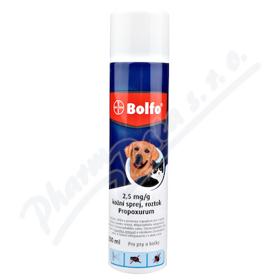 Bolfo a.u.v.spray 1x250ml