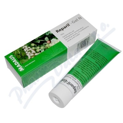 Reparil N gel 1x100g