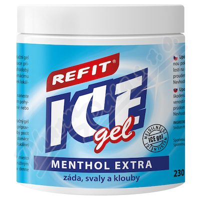 Refit Ice gel Menthol Extra 230ml