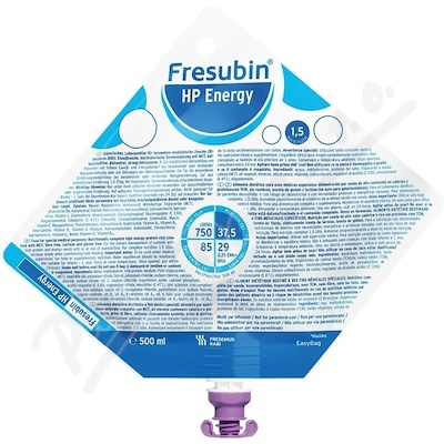 Fresubin HP Energy por.sol.15x500ml